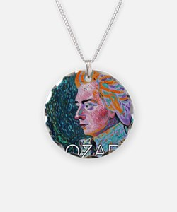 Mozart in a Whirl Necklace