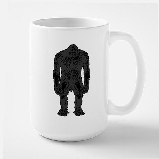 Bigfoot Large Mug