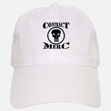 Contract Merc Skull Baseball Baseball Cap