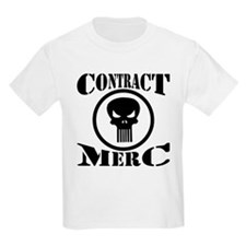 Contract Merc Skull T-Shirt