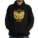 Army warrant officer Dark Hoodies