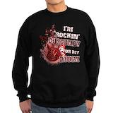 Brain aneurysm Sweatshirt (dark)