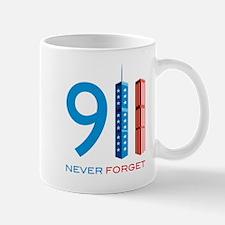 911 Never Forget Mug