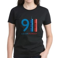 911 Never Forget Tee