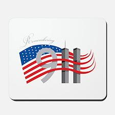Remembering 911 Mousepad