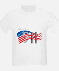 Remembering 911 T-Shirt