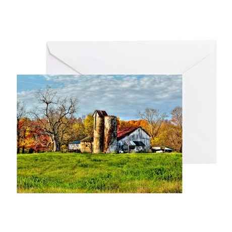Rural Landscape Greeting Cards (Pk of 10)