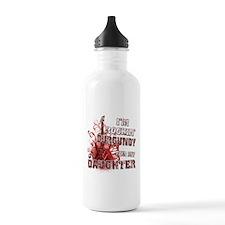 I'm Rockin' Burgundy for my D Water Bottle