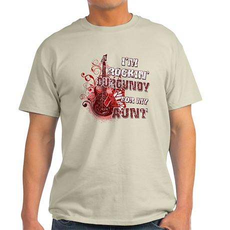 I'm Rockin' Burgundy for my A Light T-Shirt