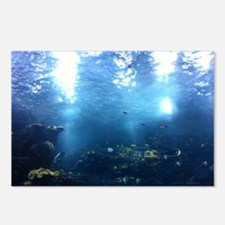 water world Postcards (Package of 8)