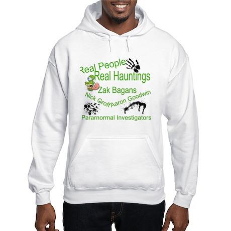 Everything Paranormal Hooded Sweatshirt