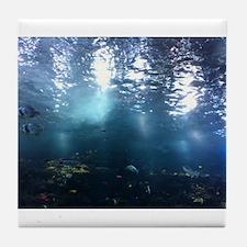 water world 2 Tile Coaster