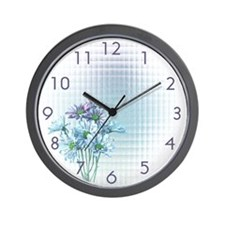 Daisy Wall Clock