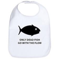 Go With The Flow Bib