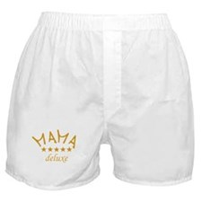mama deluxe Boxer Shorts