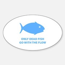 Go With The Flow Decal