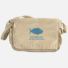 Go With The Flow Messenger Bag
