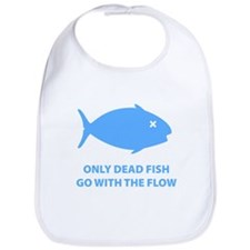 Go With The Flow Bib