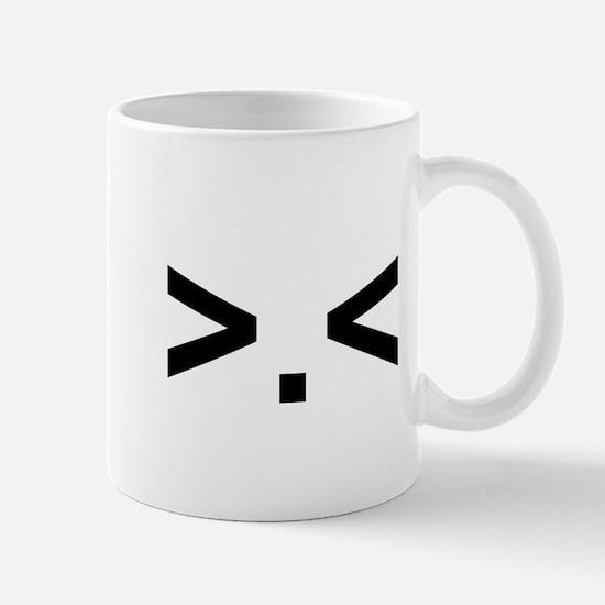 >.< Mug