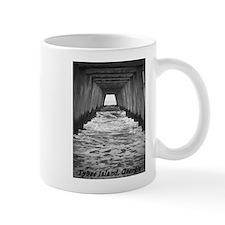 Tybee Island Georgia peir 3 Mug