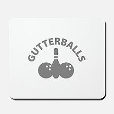 Gutterballs Mousepad