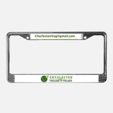 Cute Email License Plate Frame