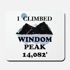 Windom Peak Mousepad