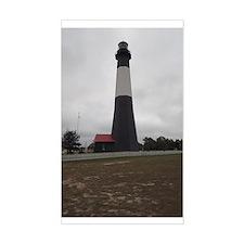 Tybee Island lighthouse 3 Decal