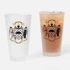 CONSPIRATORIUM Drinking Glass