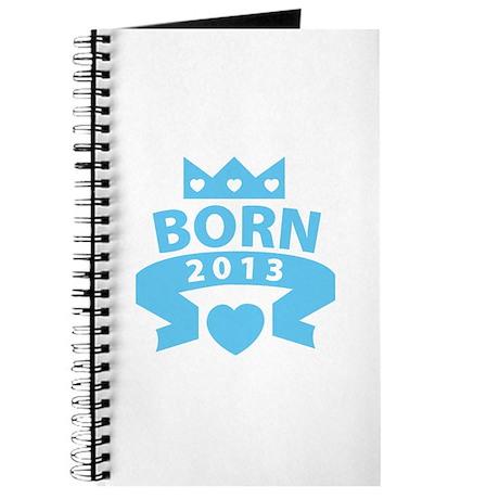 Born 2013 Journal