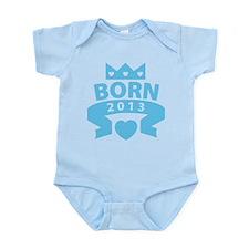 Born 2013 Infant Bodysuit