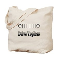 Drive Topless Tote Bag