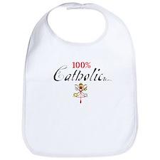 100% Catholic Bib
