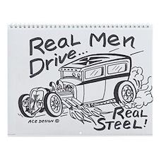 Racer-Custom-Ratrod Wall Calendar