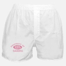 Property of Carina Boxer Shorts