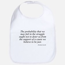 Abraham Lincoln quote 99 Bib