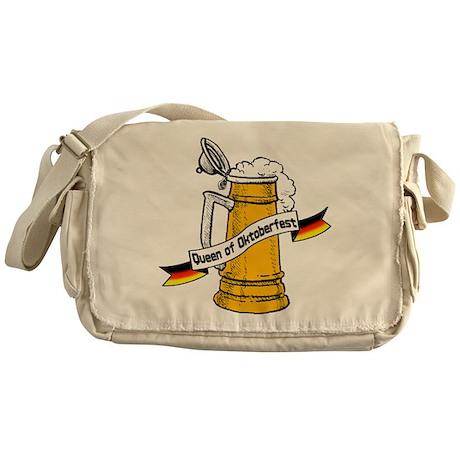 Queen of Oktoberfest Messenger Bag