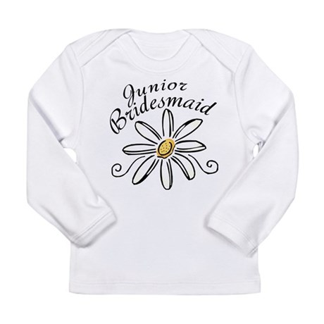 Daisy Jr Bridesmaid Long Sleeve Infant T-Shirt