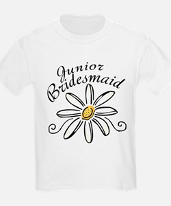Daisy Jr Bridesmaid T-Shirt