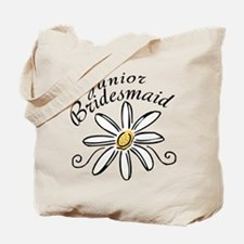 Daisy Jr Bridesmaid Tote Bag