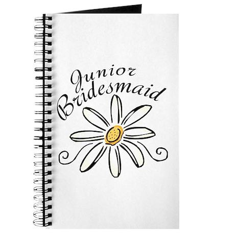 Daisy Jr Bridesmaid Journal