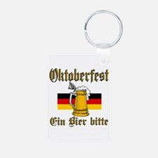 A Beer Please Keychains