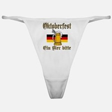 A Beer Please Classic Thong