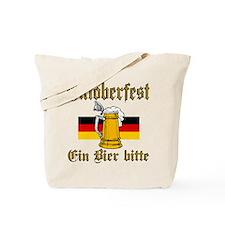 A Beer Please Tote Bag