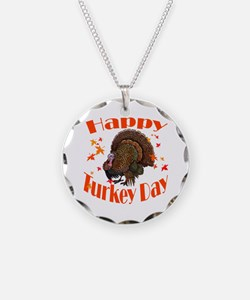Happy Turkey Day! Necklace