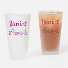 Junior Bridesmaid Drinking Glass