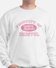 Property of Bristol Sweatshirt