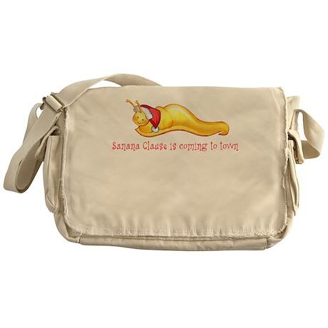 Sanana Clause Messenger Bag