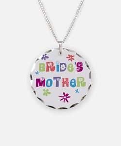 Happy Mother of the Bride Necklace
