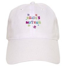 Happy Mother of the Bride Baseball Cap